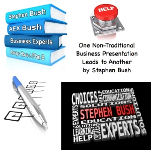 business presentation strategies